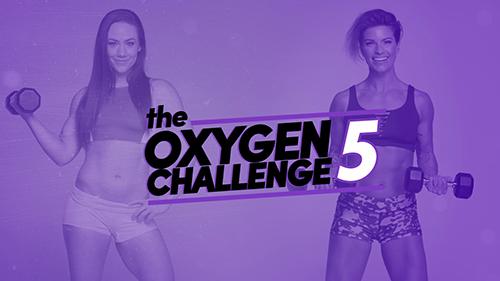 Oxygen Challenge 5 logo