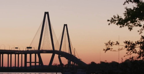 South Carolina's Arthur Ravenel Jr. Bridge